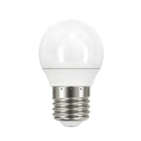 LAMPADA LAMPADINA SFERA 470LM 5,0W E27 OP 2700°K BOT LIGHTING ELD3106X2