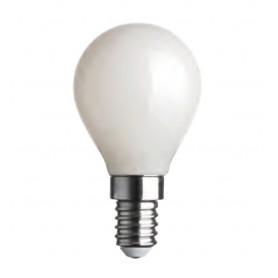 LAMPADA LAMPADINA SFERA FULL-LIGHT 806LM 6W E14 2700K BOT LIGHTING MLD3006X2