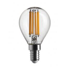 LAMPADA LAMPADINA SFERA STICK 806LM 6W E14 4000K BOT LIGHTING WLD3006X3