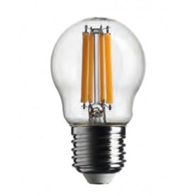 LAMPADA LAMPADINA SFERA STICK 806LM 6W E27 4000K NANA BOT LIGHTING WLD3106X3 Bot Lighting - 1