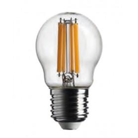 LAMPADA LAMPADINA SFERA STICK 806LM 6W E27 4000K NANA BOT LIGHTING WLD3106X3