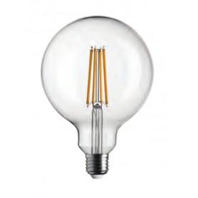 LAMPADA LAMPADINA GLOBO 125 LED STICK DIMM.7W 2700K 806LM BOT LIGHTING WLD4008X2D Bot Lighting - 1