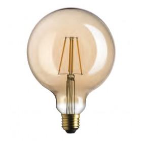 LAMPADA LAMPADINA GLOBO 125 LED STICK GOLD 7W E27 2500K 725LM BOT LIGHTING WLD4008X2G Bot Lighting - 1