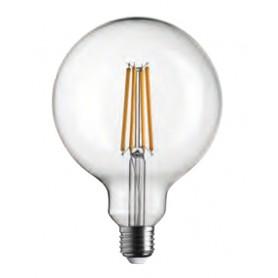 LAMPADA LAMPADINA GLOBO 125 LED STICK 8W E27 2700K 1055LM BOT LIGHTING WLD4010X2 Bot Lighting - 1