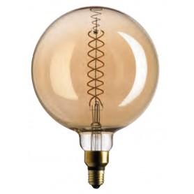 LAMPADA LAMPADINA GLOBO F.O.B. STICK DIMM. 8W E27 2000K 500LM BOT LIGHTING WLD6008X2AM Bot Lighting - 1