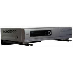 BRAVO SANSONE SUPPORTO STAFFA A MURO PER VCR - DVD - SAT - DTT - NERO