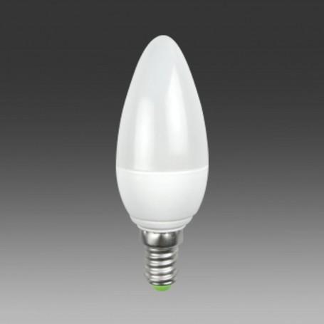 LAMPADINA LED OLIVA E14 4W 230V 6000K FREDDA MARINO CRISTAL 21196