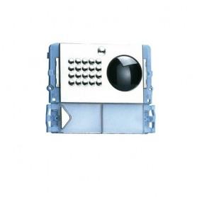 COMELIT 3321/1 Powercom mostrina modulo posto esterno audio video