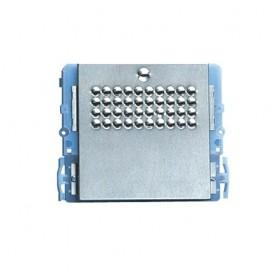 COMELIT 3320/0 Powercom mostrina per modulo posto esterno audio portiere