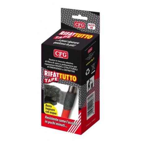 Nastro di tessuto di fibra di vetro e poliuretano adesivo CFG P00802