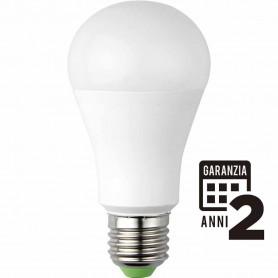 LAMPADA LED GOCCIA LAMPADINA 14W E27 230V 6000K LUCE FREDDA 21488 MARINO CRISTAL