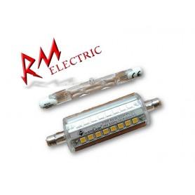 LAMPADA LED LINEARE LAMPADINA 6W R7S 360° 4000K LUCE NATURA MARINO CRISTAL 21209 MARINO CRISTAL - 1