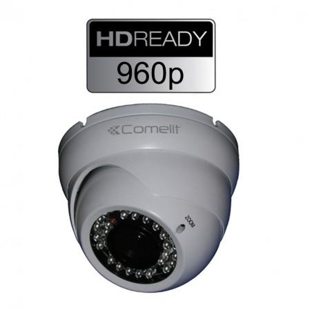 TELECAMERA VIDEOSORVEGLIANZA HD 2.8 - 12 MM 35MT COMELIT AHCAM637C PROFESSIONALE