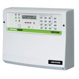 ANTIFURTO KIT CIA HILTRON PROTEC4 GSM SIRENA 3 CHIAVI 2 IR 3 ZONE + 24H HILTRON - 1