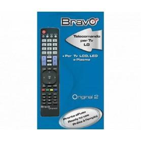 TELECOMANDO PER TV LG BRAVO 90202048 UNIVERSALE PRE CODIFICATO Bravo - 1