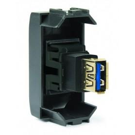 PRESA USB STANDARD DATI BTICINO LIVING COMPATIBILE ELETTROCANALI LIFE ECL4089