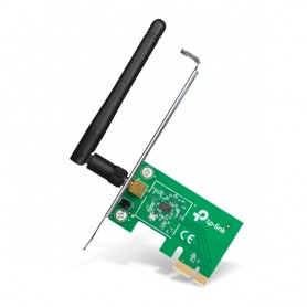 Scheda PCI Express Wifi N150 antenna 2 dBi attacco RP-SMA