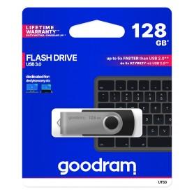 Pendrive GoodRAM 128GB UTS3 BLACK USB 3.0 - retail blister