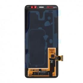 Display Originale Samsung A530 A8 2018 GH97-21406A Nero