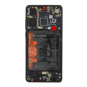 Lcd per Huawei P30 02352NLL Service Pack Nero