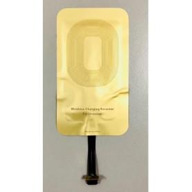 Adattatore standard Qi per Carica Wireless Micro-Usb 1 Amper