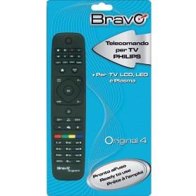 TELECOMANDO PER TV PHILIPS BRAVO 90202050 UNIVERSALE PRE CODIFICATO