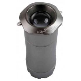 Minitorcia Torcia LED telescopica TELE POWER LED DISPLAY 1LED CREE 3W