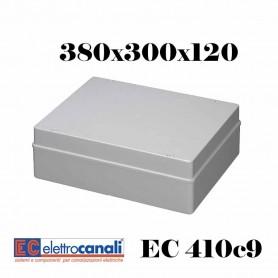 SCATOLA DI DERIVAZIONE EST IP56 CASSETTA STAGNA VARIE MISURE ELETTROCANALI EC410C9