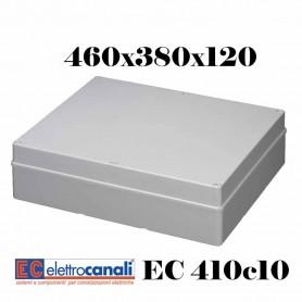 SCATOLA DI DERIVAZIONE EST IP56 CASSETTA STAGNA VARIE MISURE ELETTROCANALI EC410C10