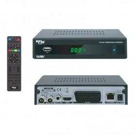 DIGITALE TERRESTRE DVB-T2 HD HDMI USB SCART EPG FTE MAXT220HD FTE - 1