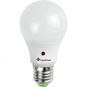 LAMPADA LED STD-GOCCIALED 12W 230V E27 6000K C/SENSORE CREPUSCOLARE MARINO CRISTAL - 2