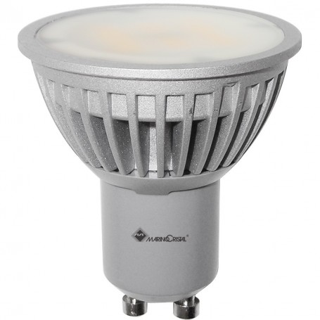 LAMPADA LED LAMPADINA 6W 230V GU10 4200K 120° LUCE NATURALE 20936 MARINO CRISTAL MARINO CRISTAL - 1