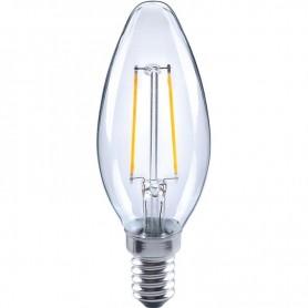 LAMPADA LED OLIVA LAMPADINA 4W E14 FILOLED 2700K LUCE CALDA 21467 MARINO CRISTAL MARINO CRISTAL - 1