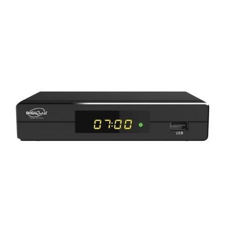 Decoder Ricevitore Terrestre Full HD DVB-T2 10 Bit digiquest DQ-MX5 Digiquest - 1