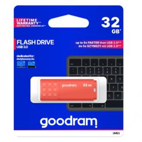 Pendrive GoodRAM 32GB UME3 orange USB 3.0 - retail blister