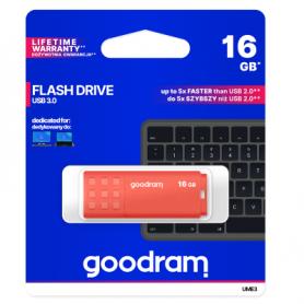 Pendrive GoodRAM 64GB UME3 orange USB 3.0 - retail blister