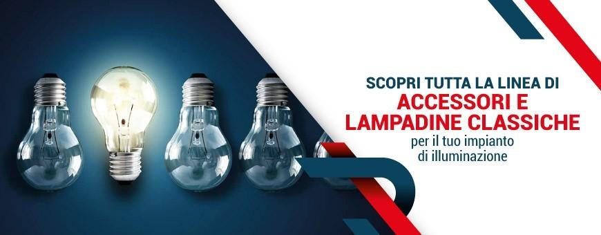 LAMPADINE CLASSICHE