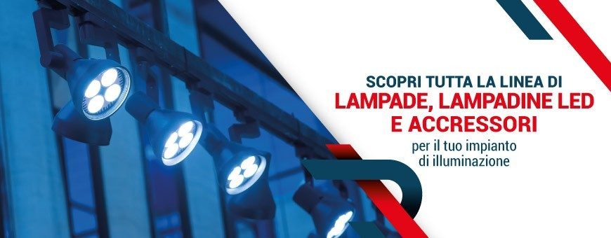 LAMPADE-LAMPADINE LED