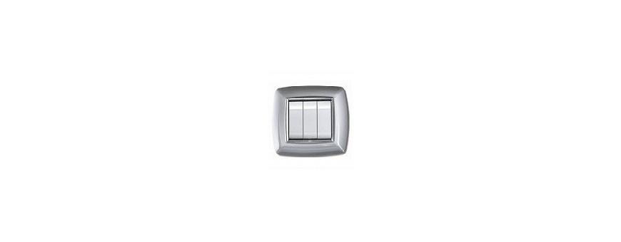 Placche compatibili Bticino Living - Rm Electric